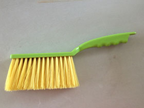 Nylon cleaning brush